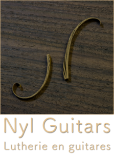 Logo Nyl Guitars