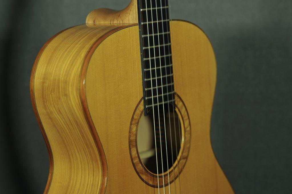 Guitare acoustique nylon